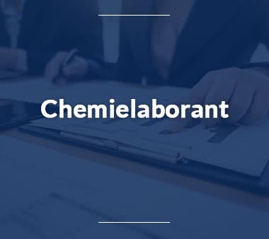 Chemielaborant