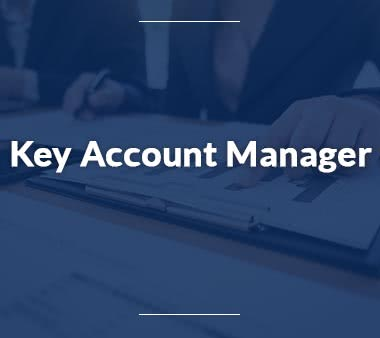 Front End Developer Key Account Manager