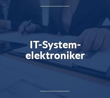 IT-Systemelektroniker