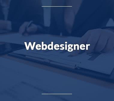 Webdesigner Jobs