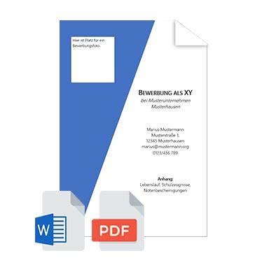 Deckblatt-Bewerbung-Vorlage-Praktikum