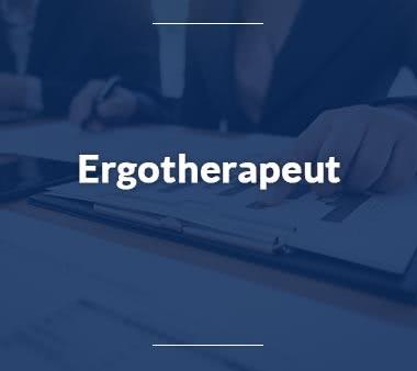 Ergotherapeut