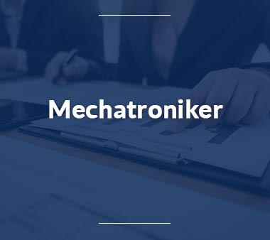 Mechatroniker Jobs