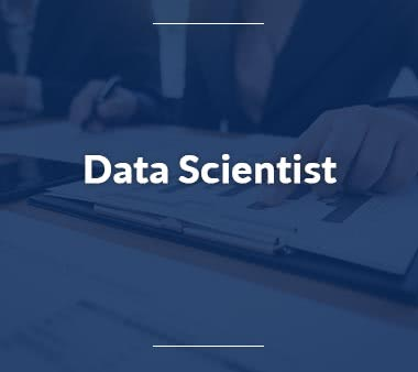 Informatiker Data Scientist