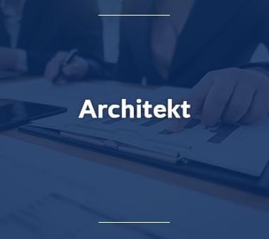 Architekt Kreative Berufe