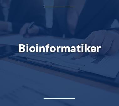 Bioinformatiker Bürojobs