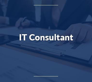 IT Consultant IT-Berufe
