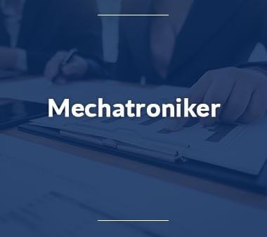 Mechatroniker Handwerksberufe