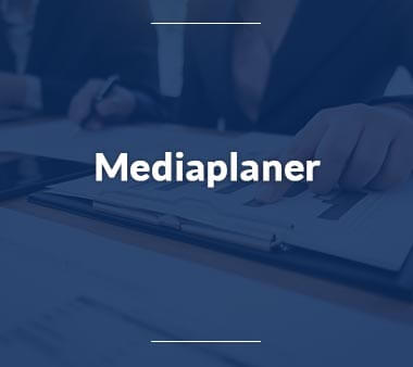 Mediaplaner Kreative Berufe