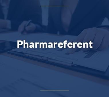 Pharmareferent Bürojobs