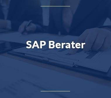 SAP Berater Technische Berufe
