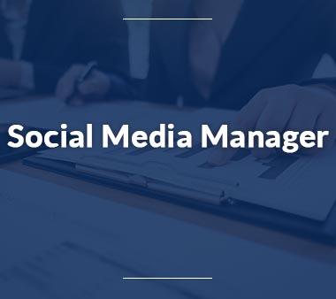 Social Media Manager IT-Berufe