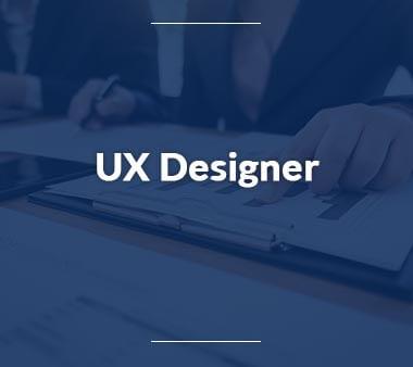 UX Designer IT-Berufe