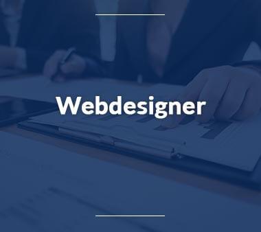Webdesigner Bürojobs