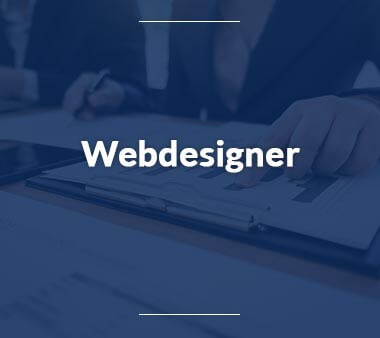 Webdesigner IT-Berufe