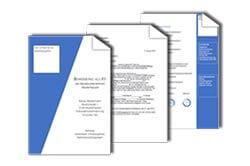 Richtig Bewerben Bewerbung schreiben Muster