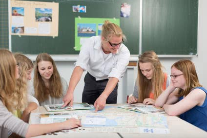 Lehramt Gymnasium M. Ed.